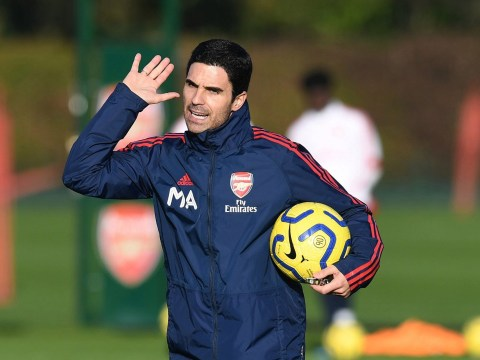 How Arsenal's squad has reacted to Mikel Arteta's first training sessions