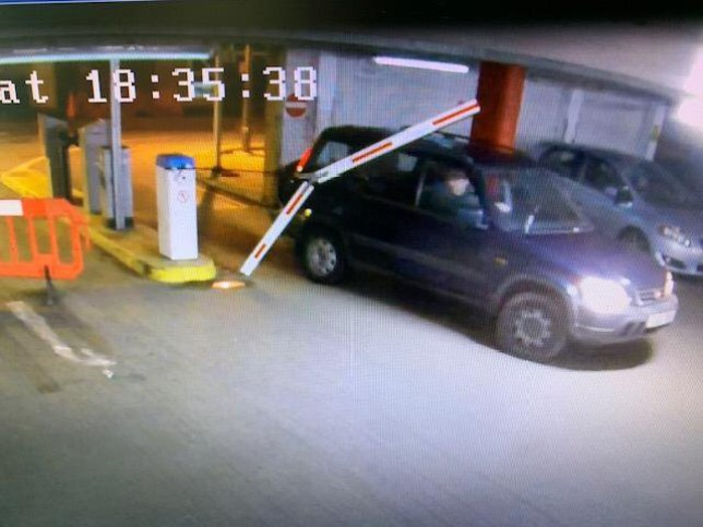 Picture of a Facebook post showing Royal Berkshire Hospital car park being damaged TRIANGLE NEWS 0203 176 5581 // contact@trianglenews.co.uk By Ralph Blackburn With pix DOCTORS and nurses can???t get to work on time which is putting lives at risk after vandals targeted a hospital car park. Mindless yobs have broken the barrier to get in meaning anyone can drive in and use the spaces this Christmas. Hospital bosses say it could delay life-saving treatment could be delayed if medical staff can???t find anywhere to park their cars at the Royal Berkshire Hospital, Reading. *TRIANGLE NEWS DOES NOT CLAIM ANY COPYRIGHT OR LICENSE IN THE ATTACHED MATERIAL. ANY DOWNLOADING FEES CHARGED BY TRIANGLE NEWS ARE FOR TRIANGLE NEWS SERVICES ONLY, AND DO NOT, NOR ARE THEY INTENDED TO, CONVEY TO THE USER ANY COPYRIGHT OR LICENSE IN THE MATERIAL. BY PUBLISHING THIS MATERIAL , THE USER EXPRESSLY AGREES TO INDEMNIFY AND TO HOLD TRIANGLE NEWS HARMLESS FROM ANY CLAIMS, DEMANDS, OR CAUSES OF ACTION ARISING OUT OF OR CONNECTED IN ANY WAY WITH USER'S PUBLICATION OF THE MATERIAL*