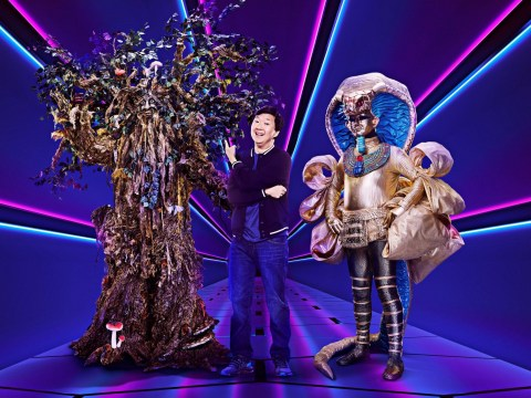 Who is The Masked Singer judge Ken Jeong?
