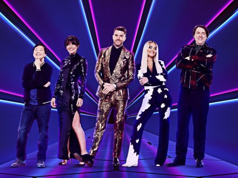 Who are the judges on The Masked Singer UK and when does it start?