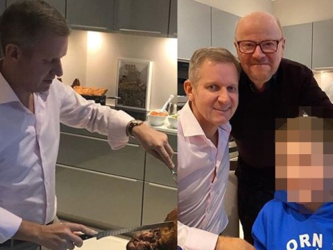 Jeremy Kyle and show's counsellor Graham Stainer spend Christmas together months after ITV axe programme