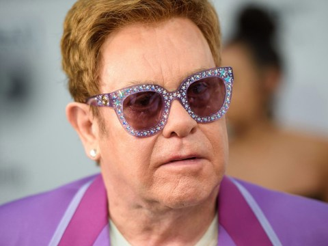 Elton John refuses to smack sons as punishment: 'I don't want them to live in fear'
