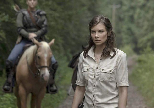 The Walking Dead season 10 cast: New arrival might confirm Maggie Rhee return Provider: AMC