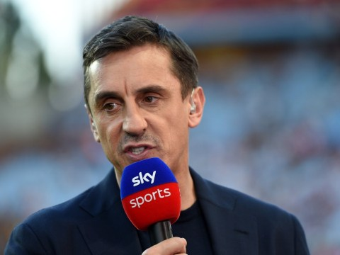 Football needs more people like Gary Neville, who know the sport can't opt out of politics