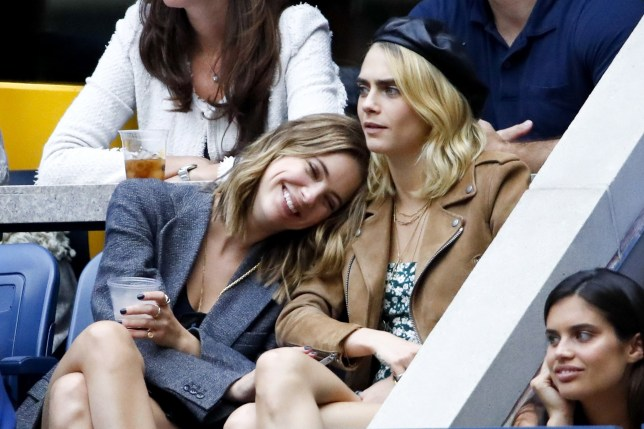 Cara Delevingne Begs Fans To Stop Hating On Ashley Benson As