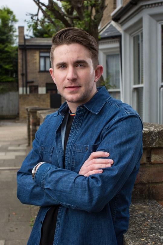 Tony Clay in EastEnders