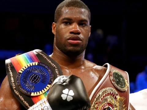Daniel Dubois gunning for Deontay Wilder's WBC belt ahead of 'career-defining' 12 months