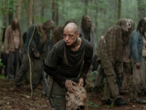 The Walking Dead's Samantha Morton warns of 'scarier and more shocking' season 10b ahead of Alpha return