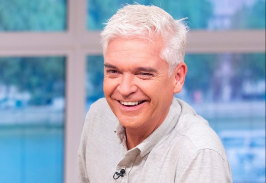 Phillip Schofield, This Morning