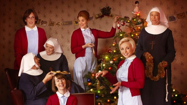 Call The Midwife Christmas 2020 Who's returning for the Call the Midwife Christmas special