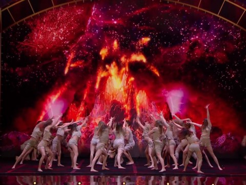 Royal Variety Performance viewers fume over 'insensitive' volcano backdrop amid New Zealand eruption