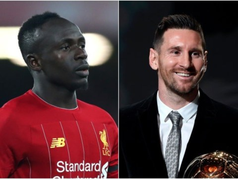 Lionel Messi sends message to Sadio Mane over 4th place Ballon d'Or finish