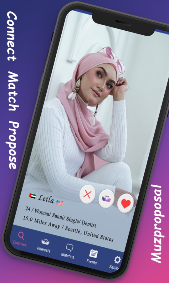 Some Muslim dating apps