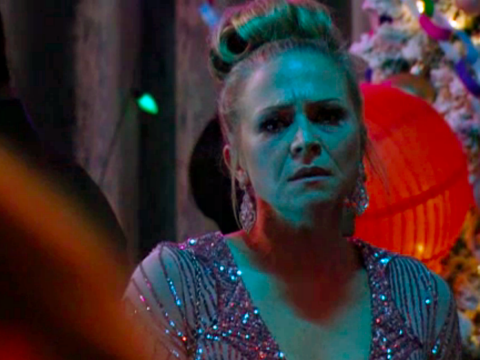 What time is EastEnders on tonight on New Year's Eve?