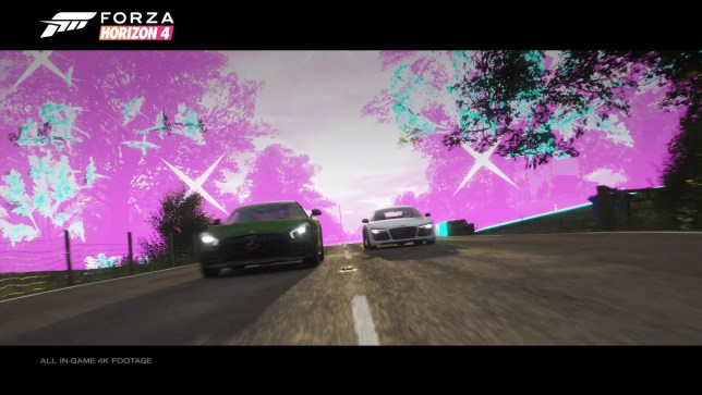Forza Horizon 4 gets its own Battle Royale mode The Eliminator