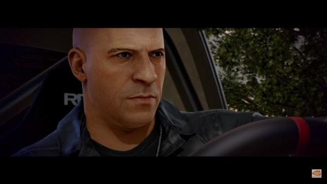 Fast & Furious: Crossroads screenshot