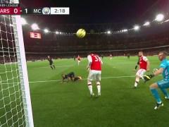 Arsenal fans blame Sead Kolasinac for Kevin De Bruyne's goal for Man City