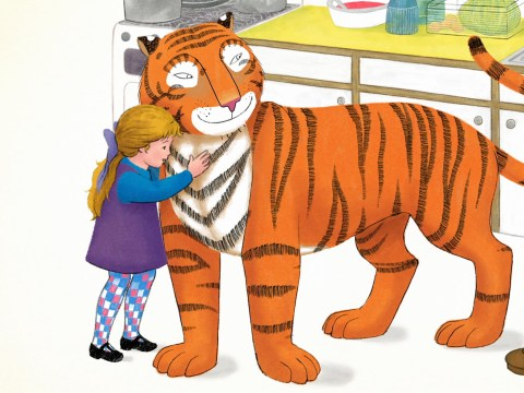 The Tiger Who Came To Tea: A lovingly faithful – if not a little overstretched – adaptation of Judith Kerr's classic tale