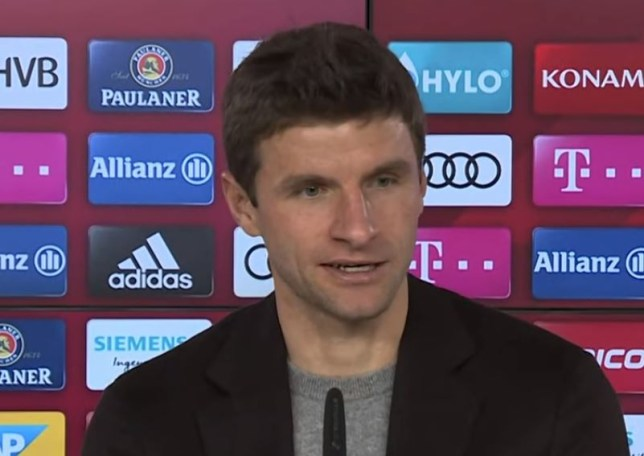 Thomas Muller has highlighted the threat from two Chelsea attackers ahead of their Champions League clash with Bayern Munich