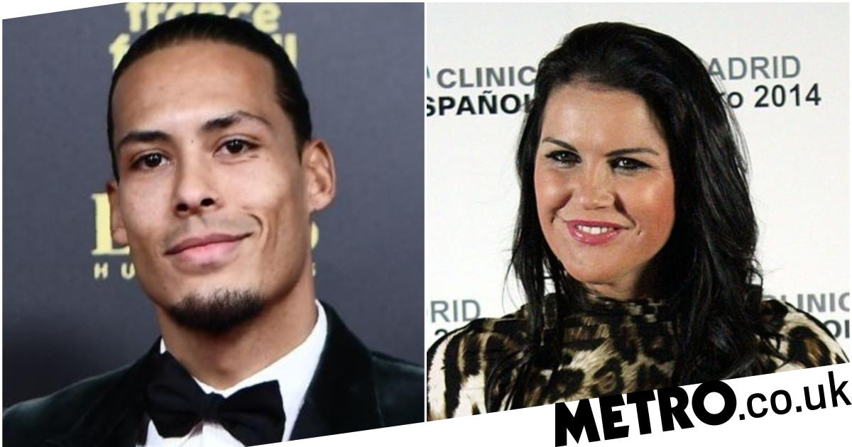 Ronaldo's sister blasts Virgil van Dijk over his joke at Ballon d'Or awards