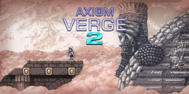 Axiom Verge 2 artwork