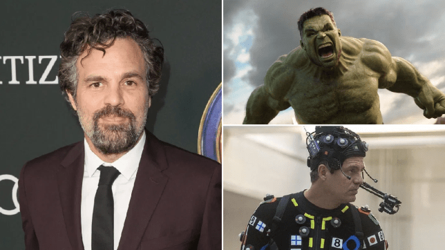 Mark Ruffalo admits wearing Hulk costume was 'humiliating' because of his manhood size