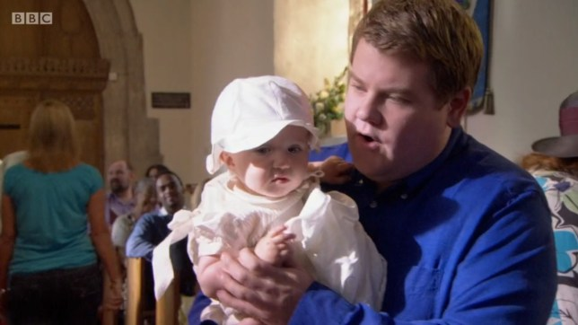 James Corden as Smithy in Gavin and Stacey