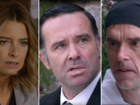 Emmerdale spoilers: Charity and Marlon Dingle kill Graham Foster in shock twist?