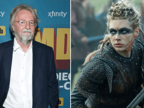 Vikings director Michael Hirst 'received death threats' over rumours Lagertha will die in season 6