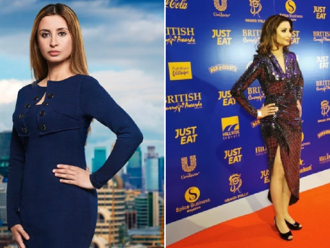 The Apprentice star Lubna receives racist death threats after showing legs on Instagram: 'You're not a Muslim'