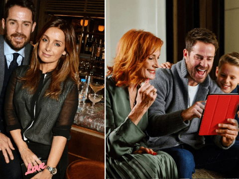 Jamie Redknapp has sons Charley and Beau for Christmas after Louise split