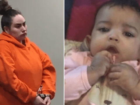Dying baby endured 24 hours of agonizing pain after abusive sitter failed to seek help