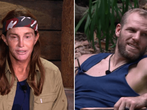 I'm A Celebrity's Caitlyn Jenner and James Haskell clash over Bushtucker Trial