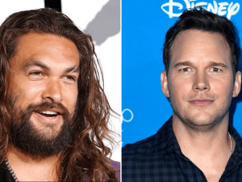 Don't worry, Avengers' Chris Pratt and Jason Momoa have cleared their water bottle beef and are mates again