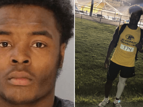 Football star, 18,'shot dead by his twin brother as they played with a gun'