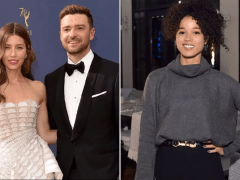 Jessica Biel 'stands by Justin Timberlake' after he held hands with Alisha Wainwright
