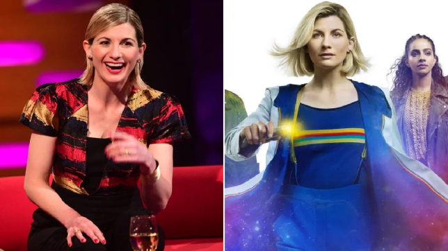 Jodie Whittaker on Graham Norton and on Doctor Who