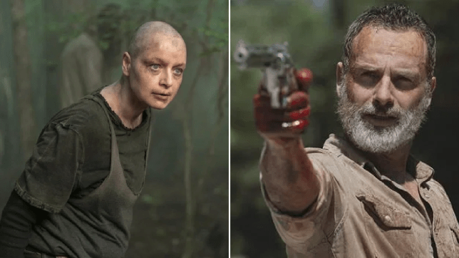 The Walking Dead's Samantha Morton wishes she had scenes with Andrew Lincoln, and same
