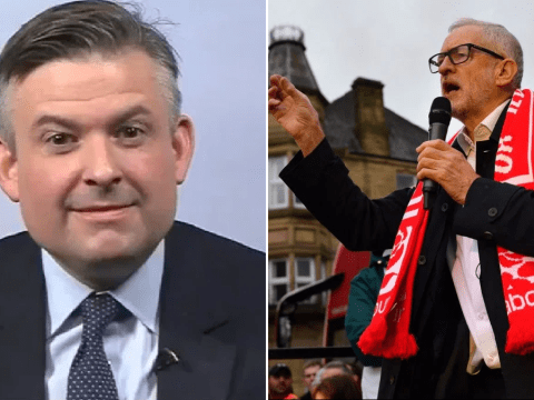 Leaked phone call reveals Labour shadow minister doesn't think Corbyn can win