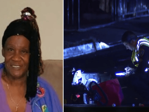 Wheelchair user grandmother, 62, struck and killed by hit and run driver