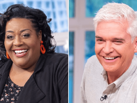 This Morning's Alison Hammond insists Phillip Schofield 'is loved' amid 'rift' rumours on set