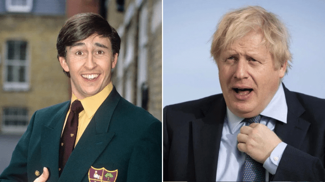 Steve Coogan compares Boris Johnson to Alan Partridge and says he would have voted for Brexit