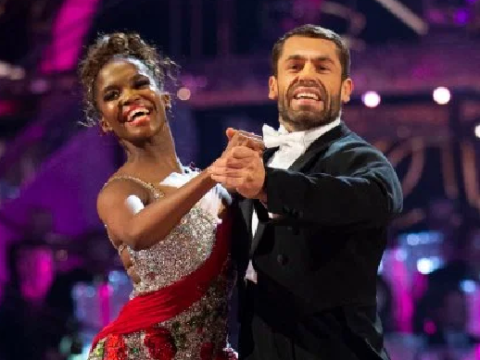 Strictly finalist Kelvin Fletcher jokes he shouldn't even be on show after replacing Jamie Laing