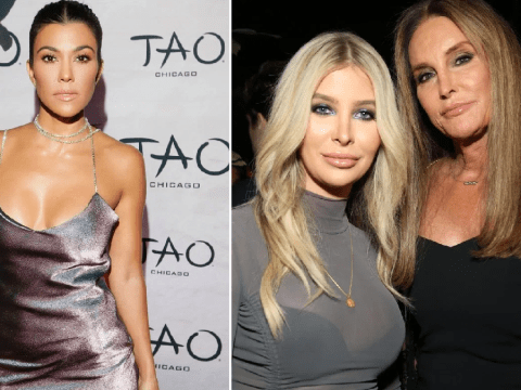 Kourtney Kardashian gifts Caitlyn Jenner's friend Sophia Hutchins a sex toy and we have so many questions