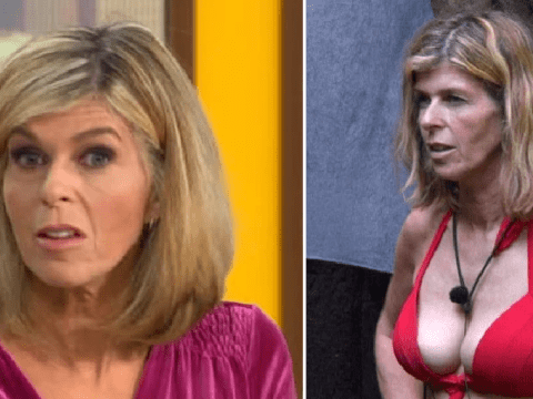 Kate Garraway lost stone on I'm A Celebrity as she opens up about jungle weight loss