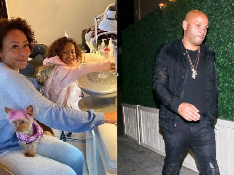 Mel B blocked from taking daughter Madison, 8, to UK for Christmas by ex Stephen Belafonte