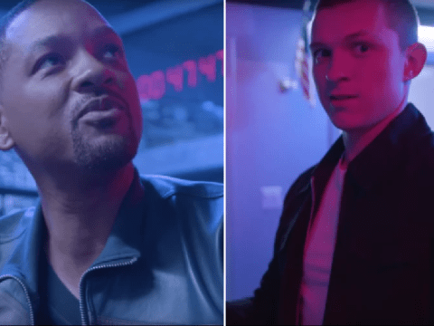 Tom Holland and Will Smith put spy skills to the test as they take on escape room