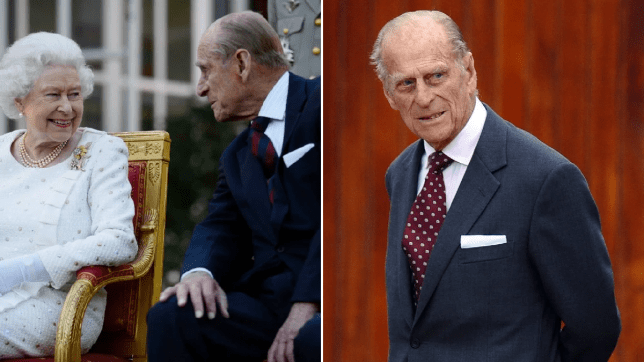 Prince Philip 'flown to hospital after flu and bad fall'