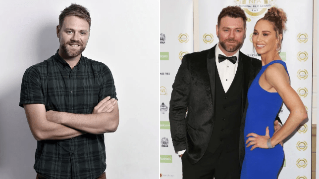Brian McFadden engaged