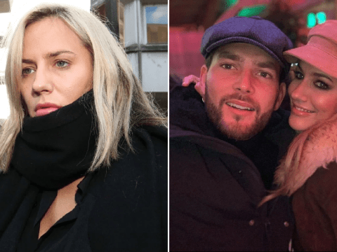 Caroline Flack re-follows boyfriend Lewis Burton on Instagram after being banned from seeing him over Christmas